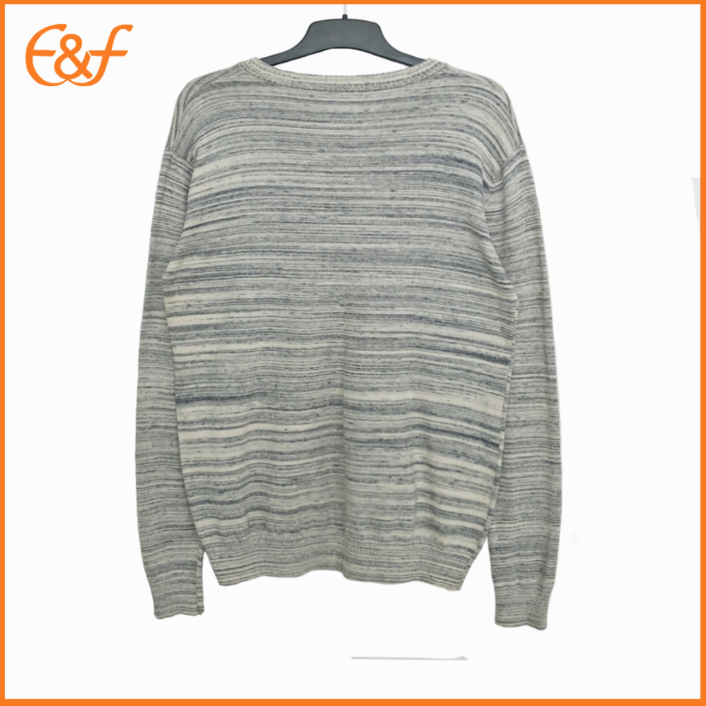 Most Fashion V Neck Cotton Lad Button Sweater