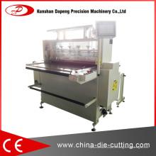 Machine à demi couper en mousse pour la bande de mousse (homologué CE)