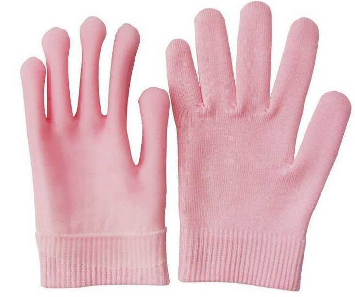 moisturizing gel gloves