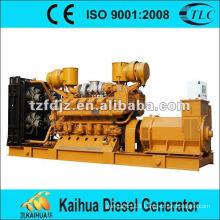 JICHAI Diesel Generator Set 1000kva/800kv Water Cooling
