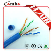 cat6a cambo for 23 awg 4 pair bare copper made in china