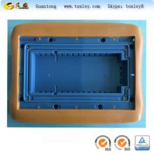 peça sobresselente plástico personalizado para a detecção de instrumento