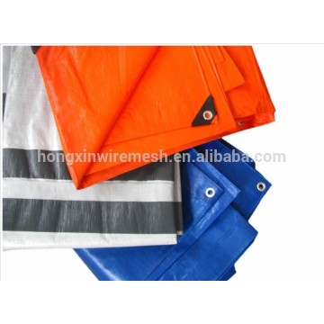 Factory Price PE Coated Plastic Tarpaulin Sheet
