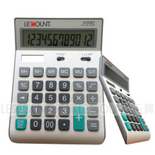 12 Digits Dual Power Office Calculator for Bank, Finance and Government (LC217A)