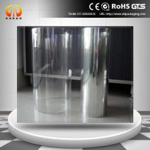 Transparent UV coating PET film 0.125mm