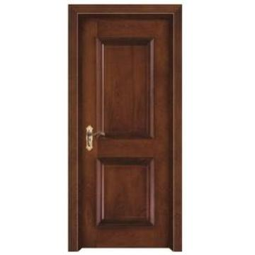 portes en bois de placage