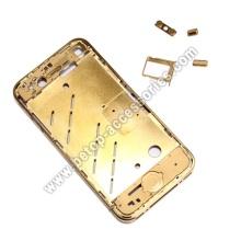 iPhone4 cadre doré