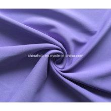 Stumpfes Polyester Spandex Plain Bequeme Sportbekleidung (HD1202261)