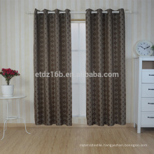 New arrival 100% polyester embroidery curtain