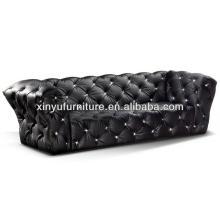 Italian leather sofa for events A80893-3