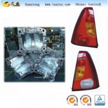 molde de injeção de lâmpada de carro de plástico de alta precisão