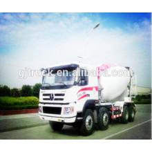 Dayun 8X4 drive camión hormigonera / camión de cemento / camión hormigonera / camión hormigonera