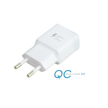 Chargeur mural USB Quick Charge 3.0 18W 3Amp USB