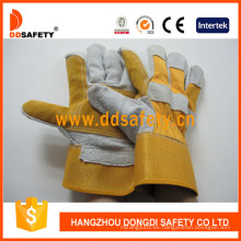 Guantes de cuero reforzado Dlc330