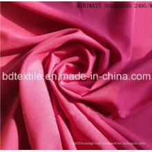 Top Grade Best Selling Functional 100%Polyester 300d Plain Dyed Mini Matt Fabric