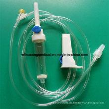IV Infusionsset mit Entlüftungsfilter CE-Zulassung