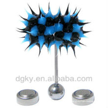 Anillo de lengüeta vibrante THRASHER Negro-Azul