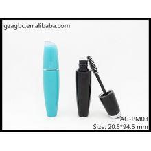 Encantador y vacíos plásticos especial-formados Mascara tubo AG-PM03, empaquetado cosmético de AGPM, colores/insignia de encargo