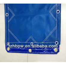 Ready Made Blue PVC Tarpaulin