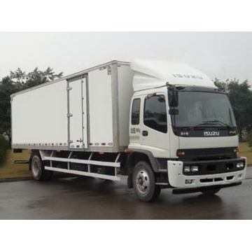 ISUZU Sealed Cargo Transport Van Truck