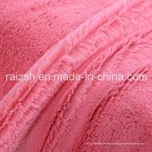 100% Polyester gestrickte Stoff PV Fleece für Großhandel