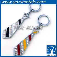рекламные галстук shaped кристалл брелок