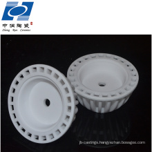 ceramic base support for spotlights