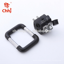 JBCD 10kv Insulation Piercing Ground Connector / Earth Wire Clamp