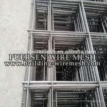 Прямоугольная арматурная сетка бетонных плит