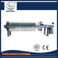 Filterpresse für Bohrflüssigkeit mit ISO9001: 2008