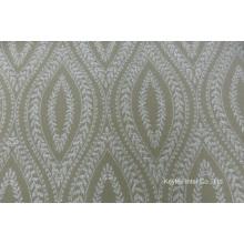 Nouveau tissu jacquard lin-coton (C14130)