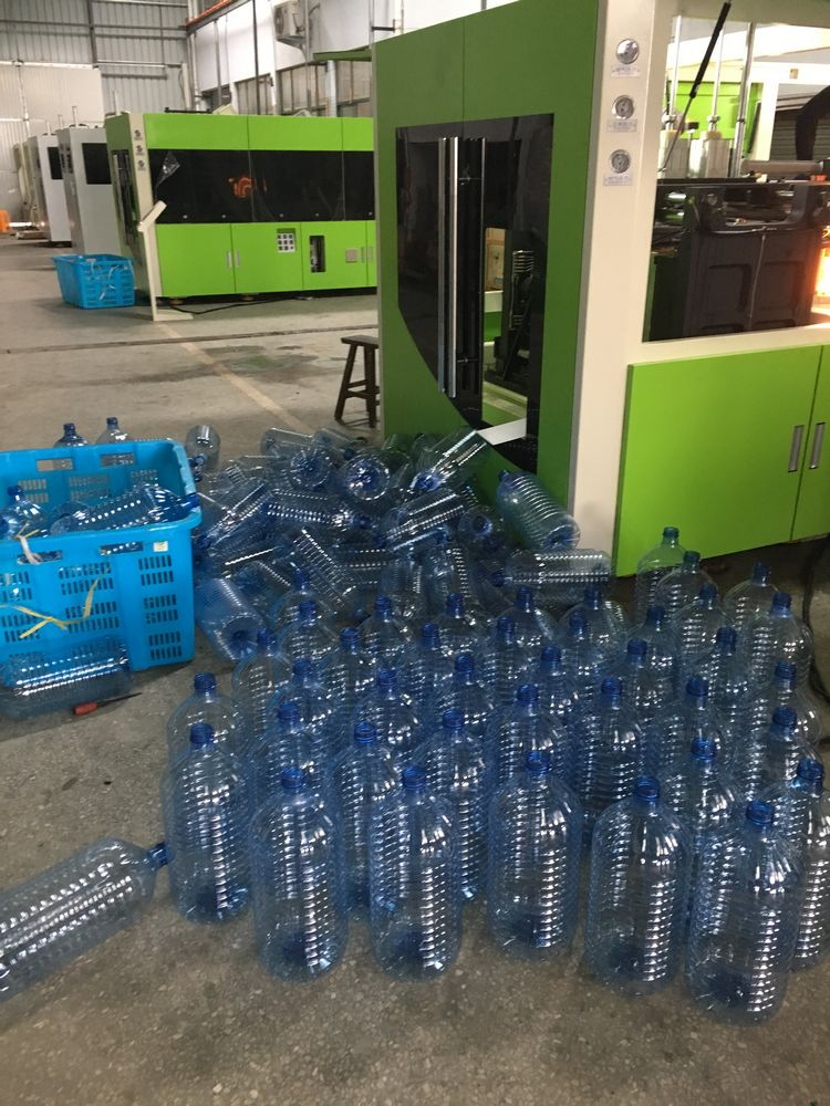 second hand pet bottle machine