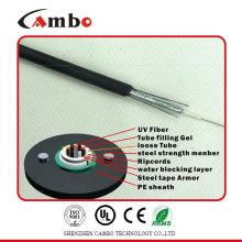 armoured optical fiber indoor/outdoor GYXTW