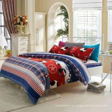 Roupas de cama de sarja 220gsm super macias