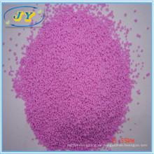 Bunte Granulate für Detergenzpulver
