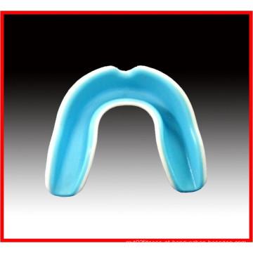 Duplo cor boca guarda equipamento de boxe (mg-003)