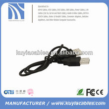 Kuyia Am to Am USB 2.0 3.0 Kabel 3Meter Made in China Factory