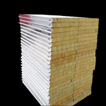 Rock Wool Color Polyurethane Steel Sandwich Panel
