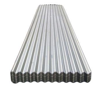 0.8 mm Aluminum Zinc Corrugated Roof Sheet