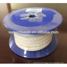 Embalagem de fibra de aramida (com ou sem PTFE impregnado) SUNWELL