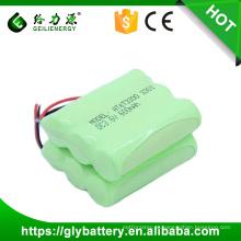 Alta Qualidade AA3.6 v 600 mah Bateria Do Telefone Por Atacado Para Vtech 80-5071-00-00 atacado