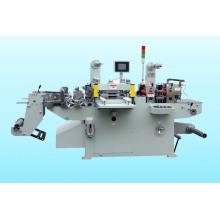 Une étiquette collante Die Cutter Machine pour feuille de feuille isolante
