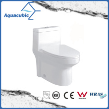 Siphonic One Piece Toilet in White (ACT9318)