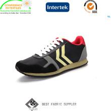 Дышащий PU покрытием Жаккард Оксфорд ткань для спортивных кроссовок