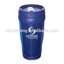 Custom plastic tumbler cups Plastic tumbler with advertising paper insert Plastic tumbler cups