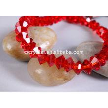 Perles de verre pour la décoration de Noël soucoupes volantes en verre