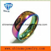 Shineme Jewelry Dazzle Colour Stainless Steel Ring SSR2769