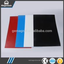 Alibaba Chine qualité assurée en caoutchouc réfrigérateur aimant lettres polices