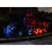 Led underwater solar light