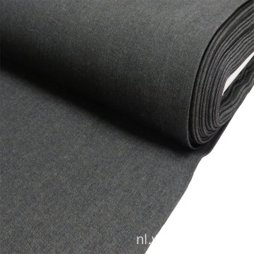 T / C Denim Fabric Good Quality-Black Denim